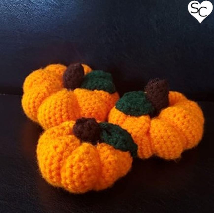 Patch of Pumpkins